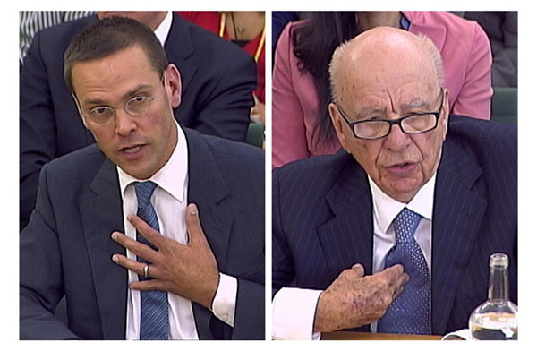 Murdoch 'unfit to run company'