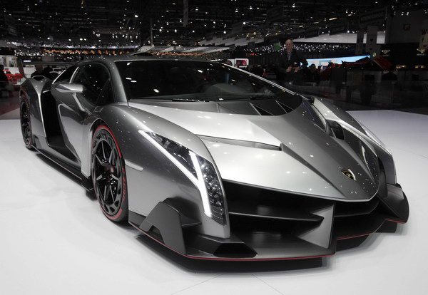 lamborghini veneno sprang from tractors and toreros china economic net. Black Bedroom Furniture Sets. Home Design Ideas